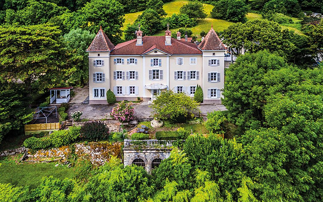 Reportage domaine : Château de Chaulnes