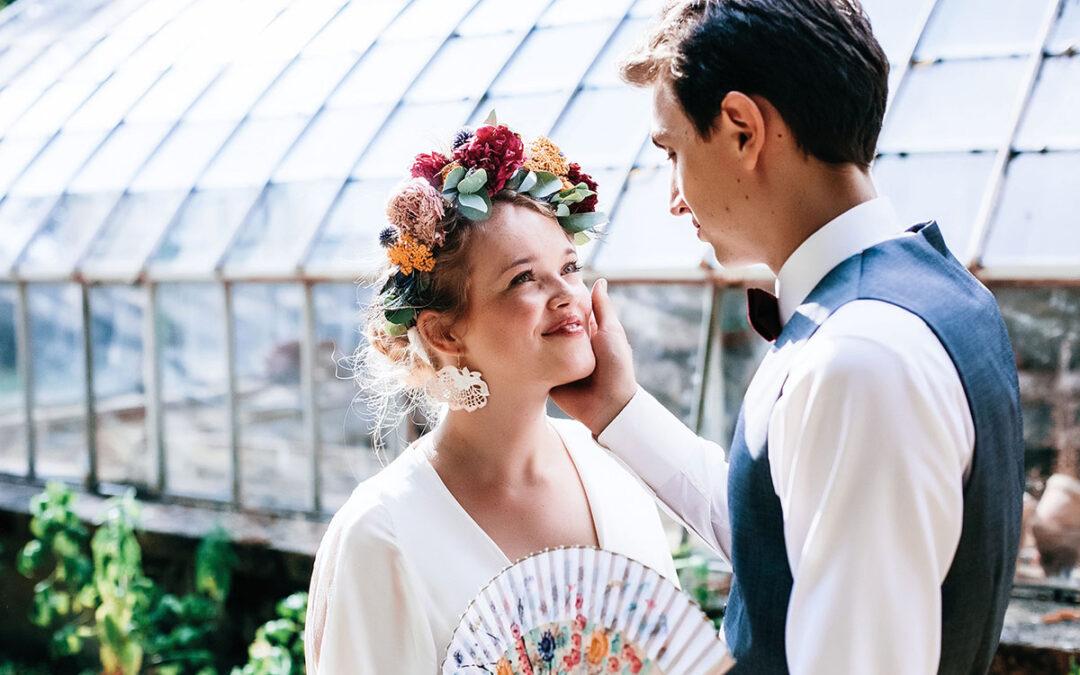 Eléonore & Igor : Mariage éco-responsable