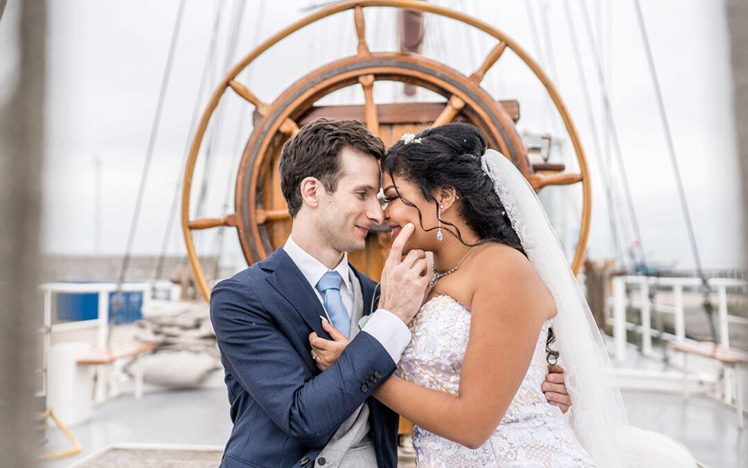 Emmely & Adam : Mariage à l'étranger