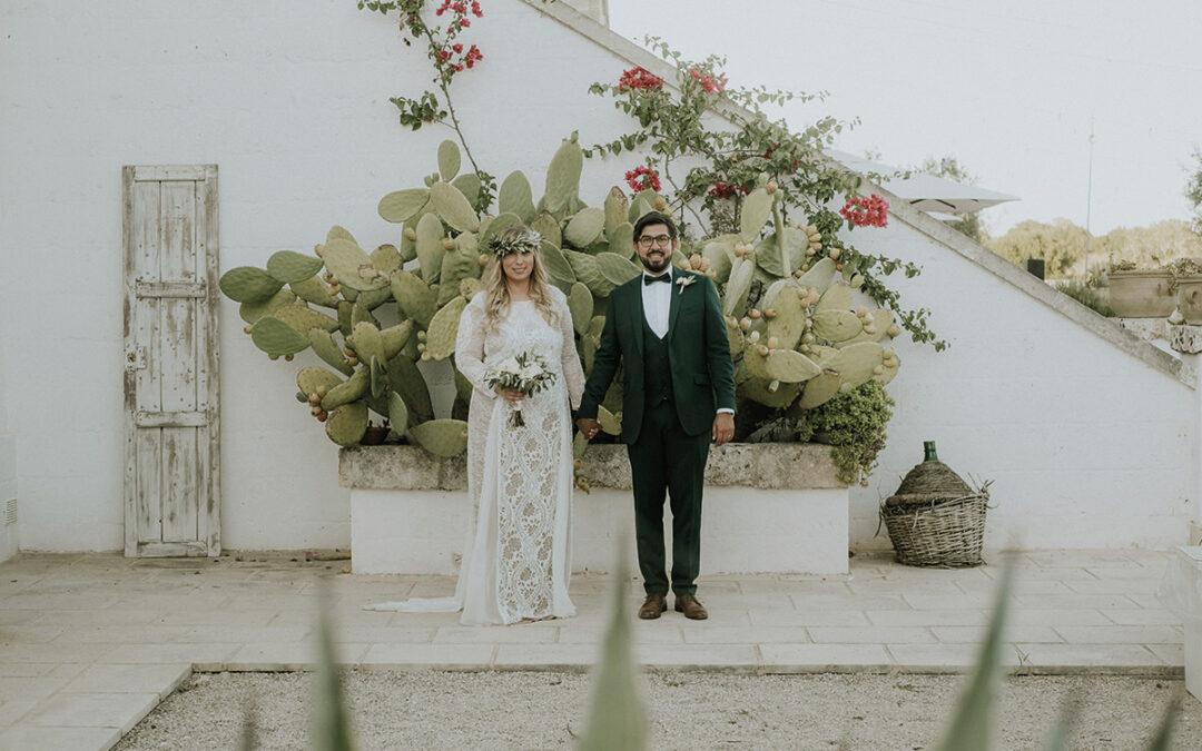 Sandrine & Florian : Mariage à l'étranger